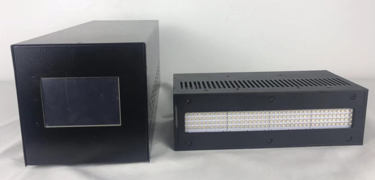 200*20mm Large Area LED UV Curing Machine Manufacturer