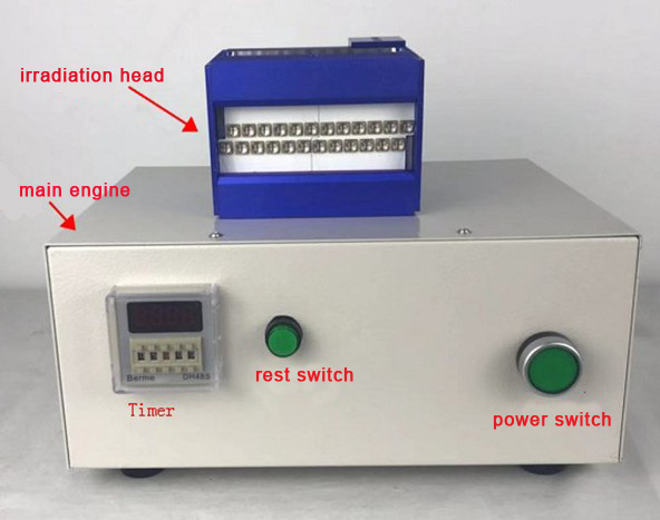 Linear UV Light UV Curing Equipment