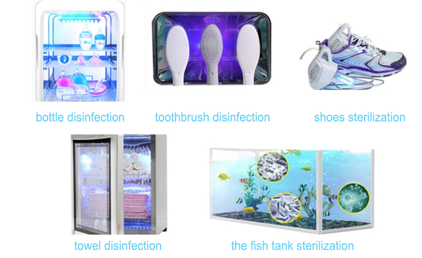 Mini UVC UV Light Emitting Diode for Sterilization